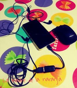 móvil ratón